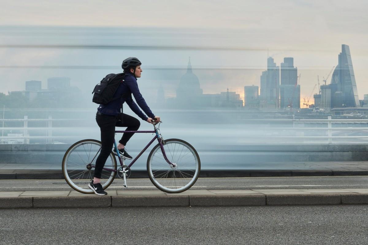 Đạp xe đi làm không hề nguy hiểm như bạn nghĩ
