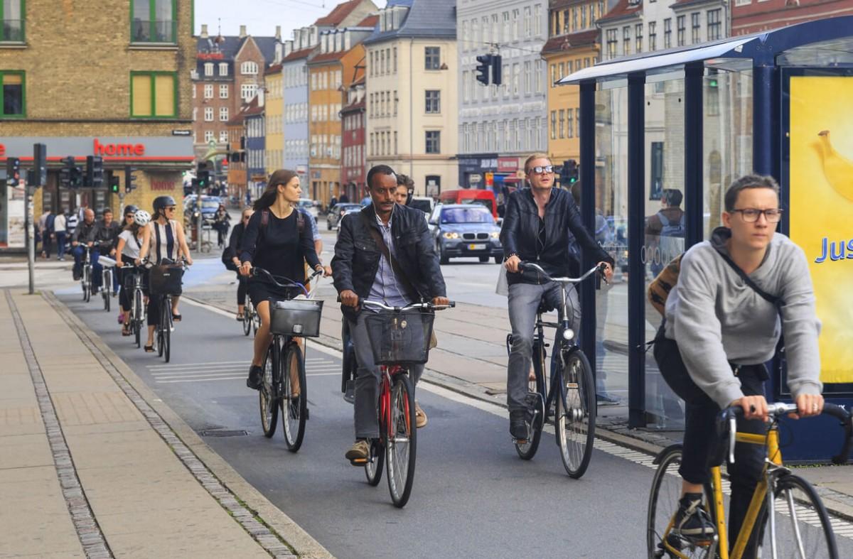 Các bệnh mãn tính cũng có thể đẩy lùi nhờ đi xe đạp