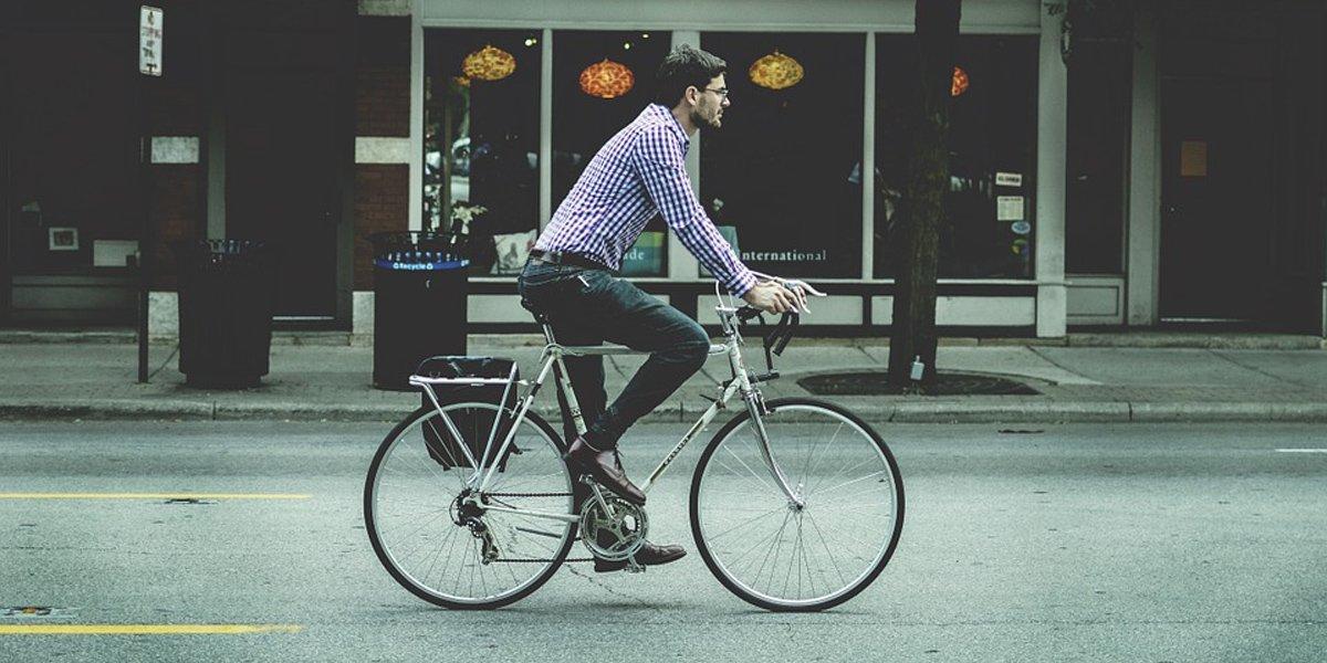 Trong thời gian đạp xe, bạn có thể định hình cho một ngày làm việc