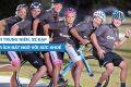 Người trung niên, xe đạp và lợi ích đối với sức khỏe