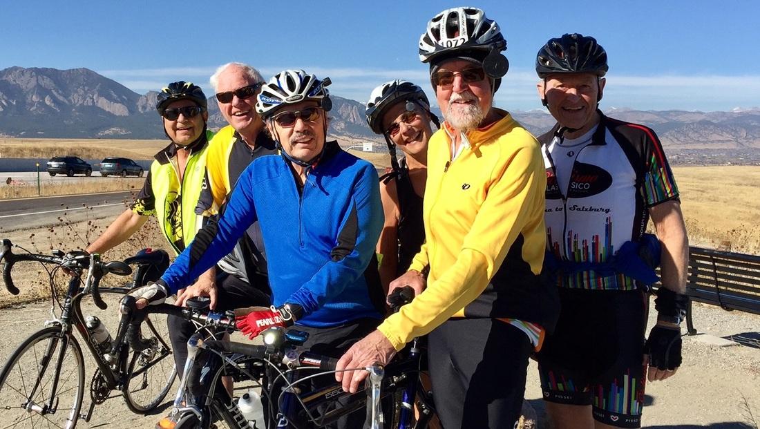 Đạp xe theo nhóm giúp cải thiện quan hệ xã hội