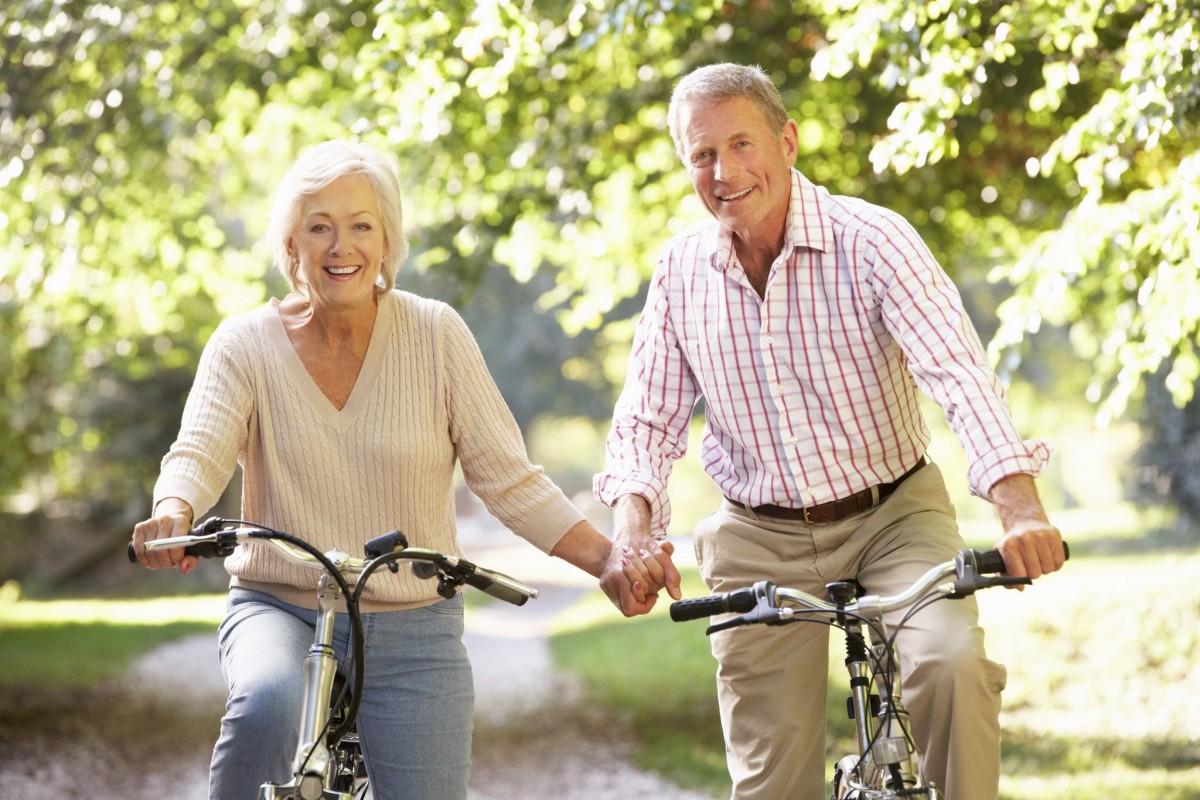 Đạp xe giúp tăng cường chất trắng và chất xám, thúc đẩy chức năng não bộ