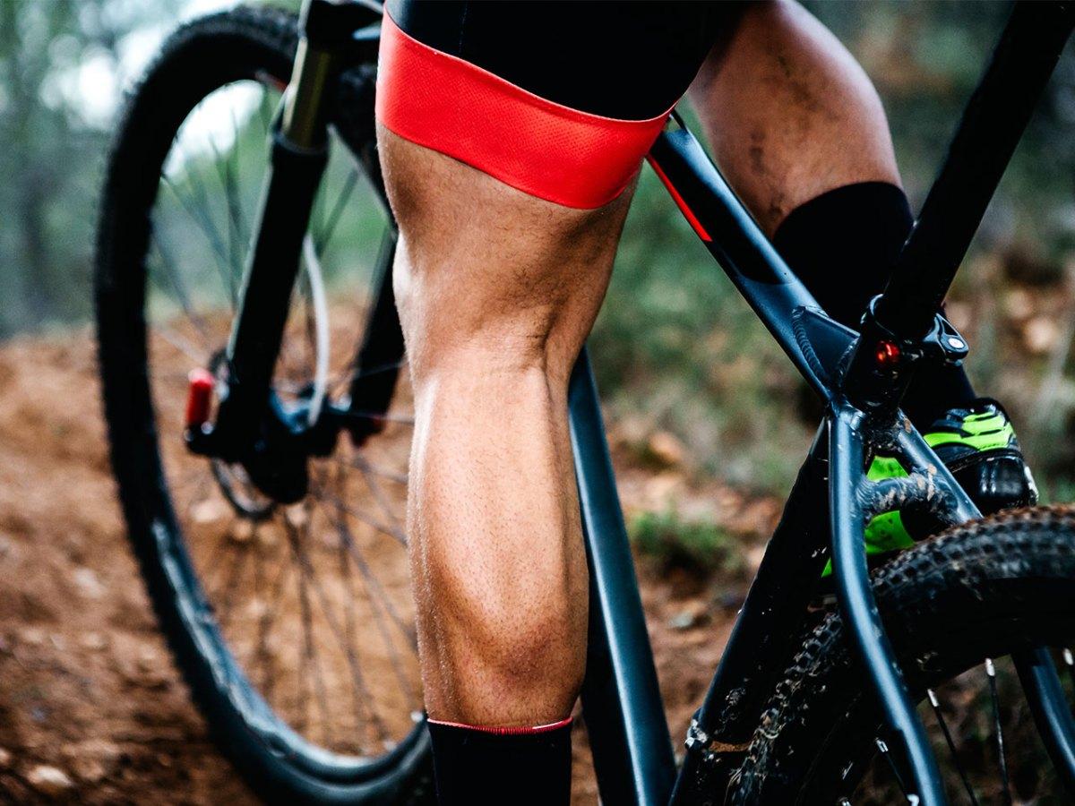 Đạp xe có làm chân và đùi bạn to hơn không?