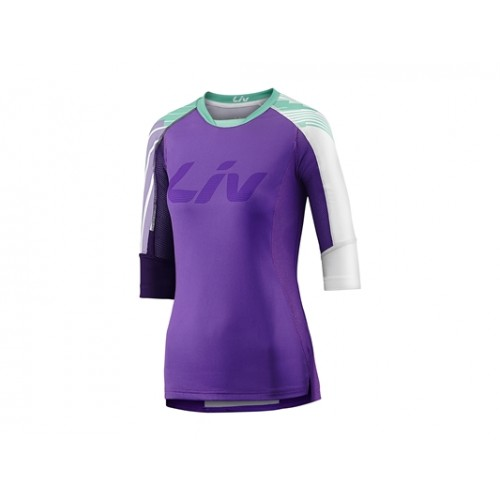Áo Tay Lửng Liv Tangle ¾ L Off-Road Jersey