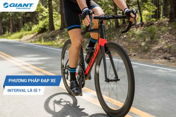 Phương pháp đạp xe Interval là gì ?