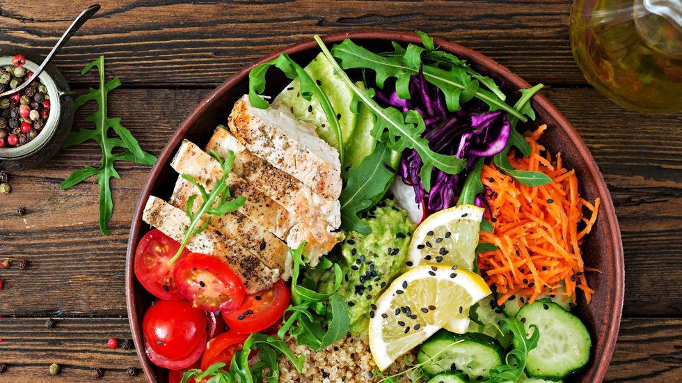 Hình ảnh này chưa có thuộc tính alt; tên tệp của nó là healthy-dinner-buddha-bowl-lunch-with-grilled-royalty-free-image-1129529193-1558107035.jpg