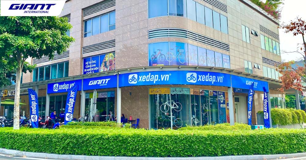 Chuỗi siêu thị Xedap.vn mở cửa hoành tráng tại khu đô thị Sala quận 2.